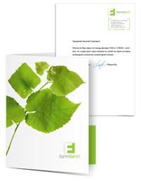 Фирменные бланки | Дизайн фирменного бланка